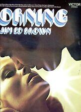 JIM ED BROWN morning US EX LP 1971