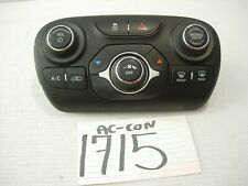 13 14 15 16 Dodge Dart AC and Heater Control Used Stock #1715-AC