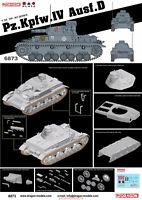 Dragon 6873 1/35 Pz.Kpfw.IV Ausf D Model kit