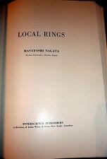 Local Rings, Masayoshi Nagata. Noetherian Rings, Commutative Algebra Mathematics