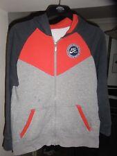 Nike Oregon Full Zip HOODIE Sweater Hooded Top -XL BOYS / YOUTH - Grey, Red,Blue