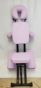Oakworks Portal Pro 3 Portable Pink Massage Chair-Excellent Condition