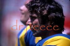 Joe Namath LOS ANGELES RAMS - 35mm Football Slide
