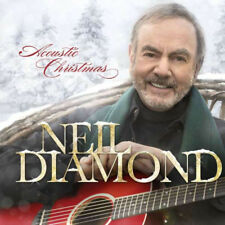 NEIL DIAMOND Acoustic Christmas 2016 vinyl LP album NEW/SEALED