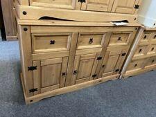 Corona Sideboard 3 door 3 drawer Ex-Display