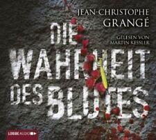 Jean-Christophe GRANGE-la vérité du sang 6 CD Livre audio roman policier/thriller NEUF