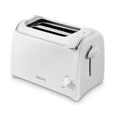 KRUPS TOASTER KH 1511 Toast Control ProAroma Weiß Leistung: 700 Watt Toster NEU