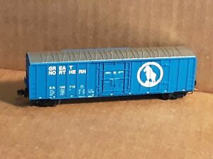 Micro Trains Great Northern Boxcar #138710     N scale