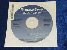 Official Brand New Sealed BlackBerry User Tools Disc CD-ROM - Phone Drivers