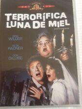 8Terrorifica Luna de Miel. DVD Metro Goldwyn Mayer. Nuevo y precintado