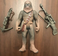 Vintage Star Wars Power of The Force Chewbacca Complete 1995 Kenner