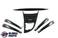 BMW 1 Series E87 LCI Ashtray Interior Trim Set Dash Dashboard Black High Gloss