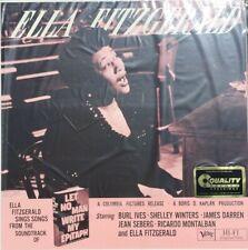 """ELLA FITZGERALD """"LET NO MAN WRITE MY EPITAPH"""", AP, 2 LP, 45 RPM, SO, LE, #99!!!"""