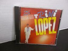 Trini LOPEZ 25TH ANNIVERSARY ALBUM Audio CD