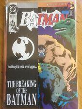 Batman #497-499 Annual 12.  Batman & Other Classics 1
