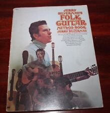 Jerry Silverman's Folk Guitar Method Book