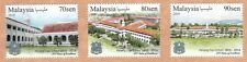 Malaysia 2016 200 Years Penang Free School (3v) ~ Mint