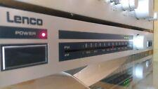 TUNER RADIO SINTONIZZATORE LENCO LT450 funzionante 100% Denon Pioneer Onkyo Aiwa
