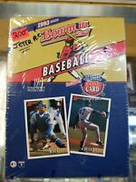 1993 Bowman Baseball Factory Sealed Hobby Box