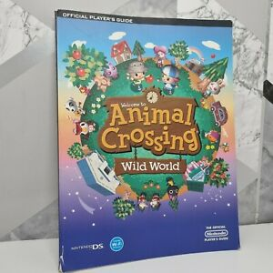 Animal Crossing: Wild World, Official Players Guide Nintendo DS