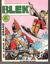 BLEK ALBUM 66 (439/440/441) SEMIC 1987 TBE