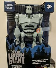 The Iron Giant Electronic Walking Action Figure Lights Sounds Walmart Only Huge