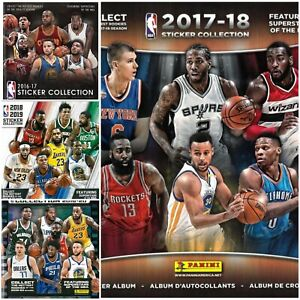 NBA Basketball Collection of 23 Complete Albums -in PDF- Sport