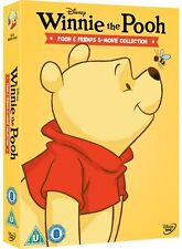 Winnie the Pooh: Pooh & Friends - 5-movie Collection (Box Set) [DVD]