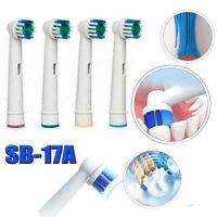 Ricambi per spazzolino da denti elettrico, compatibile con O.. B.