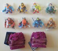 MOTU He-Man Eternia Mini Snake Mountain Wave 2 Figures - All figures available!