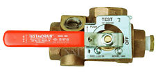 "1-1/4"" INSPECTORS TEST AND DRAIN VALVE AGF Model1000 UL/FM"