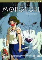 Princess Mononoke (Ghibli) : NEW DVD