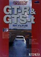 [BOOK] Nissan SKYLINE GT-R GTS-t tuning bible vol.1 R32 R33 NISMO N1 GTR Japan