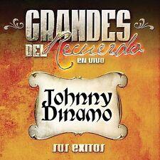 Dinamo, Johnny : Grandes Del Recuerdo En Vivo CD***NEW***