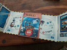Walle Disney Pixar 2 Disc Limited Edition Packaging UK R2 DVD VGC
