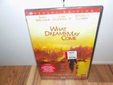 What Dreams May Come (Dvd, 1999) Robin Williams -Special Edition - Brand New