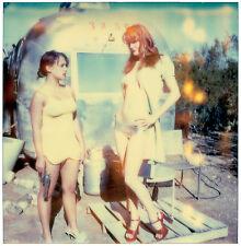 """Stefanie Schneider """"Daisy and Austen in.."""" Ed.1/5, 50x50cm, analog C-Print"""