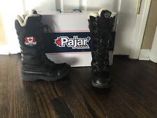 Pajar Women's Greenville Snow Boot Black Size 7-1/2