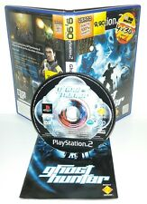 GHOST HUNTER - Playstation 2 Ps2 Play Station Gioco Game