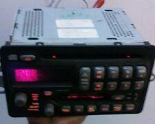 OEM Stereo 2001-2005 Pontiac Montana Grand Am FM Radio MONSOON CD CASSETTE  TAPE