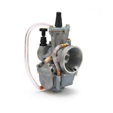 28mm OKO PWK Power Jet Carburetors Carb Flat Slide OKO28 JOG DIO KR150 RTL250