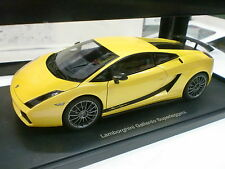 AUTO ART 1/18 - LAMBORGHINI GALLARDO SUPERLEGGERA - 74584