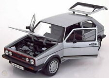 Welly 18039s Volkswagen Golf I GTI Pirelli 2-Door 1983 Silver Scala 1:18
