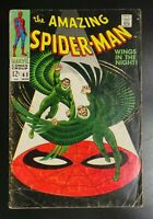Amazing Spider-Man #63 Marvel Comic 1968 Vulture Appearance