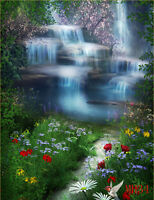 10X10FT Dream in wonderland Photography background Studio Prop backdrop 2570