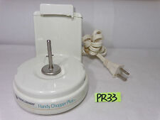 BLACK & DECKER HANDY CHOPPER PLUS HC3000 REPLACEMENT PART MOTOR BASE TESTED