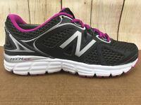 New Balance W560RB6 Black Purple Women Running Shoes Sneakers Size 6 B    W37(5)
