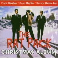 The Rat Pack Christmas Album CD NEW Frank Sinatra/Dean Martin/Sammy Davis Jnr.