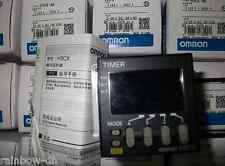 H5CX-AD H5CX AD 1pcs new OMRON relay New in box free shipping