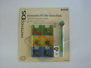 NINTENDO DS Lite Value Pack Brand New ( HORI ),collection.